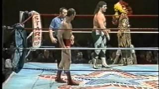 Johnny Saint vs Dave Finlay