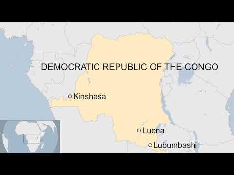 News Update Train crash 'kills 33' in Democratic Republic of Congo 121117