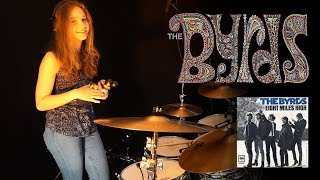 Eight Miles High (The Byrds); drum cover by Sina