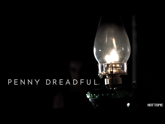 The Penny Dreadful Fashion Collection