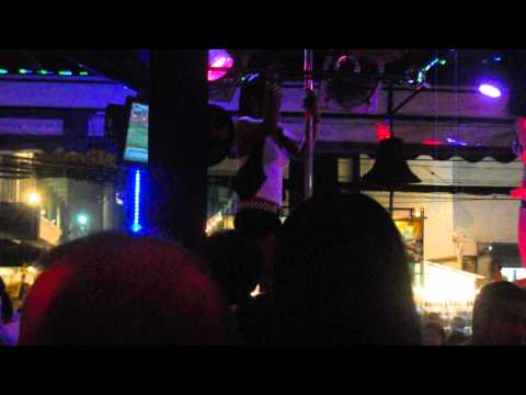 Go Go girls dancing IN ..Bangla Road. – 2013 NO 2