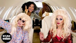 "UNHhhh Ep 95: ""Wealth"" with Trixie Mattel and Katya Zamolodchikova"