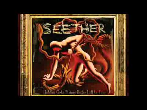 Seether - Holding Onto Strings Better Left To Fray (album)