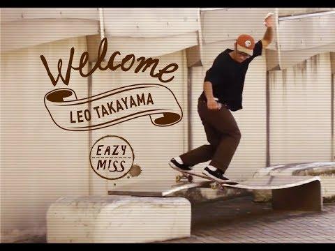 EAZY M!SS WELCOMES LEO TAKAYAMA [VHSMAG]
