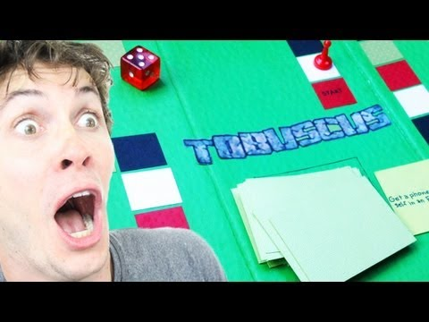 TOBUSCUS BOARD GAME
