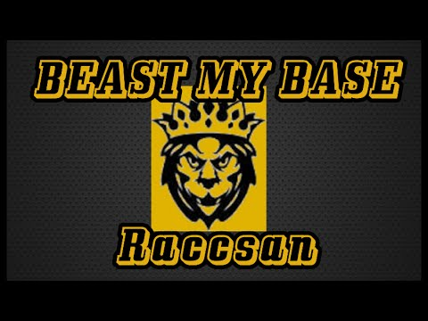 Beast my Base Starring Raccsan: Introduction