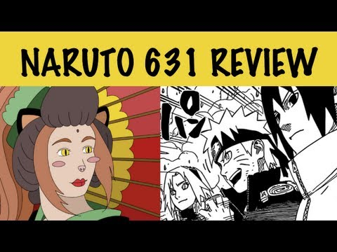 NARUTO chapter 631 REVIEW: TEAM 7 IS BACK!!!!!