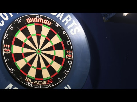 Scottish Open Darts - Sunday Finals Day