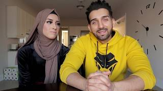 FROGGY'S ANNOUNCEMENT ABOUT HER HIJAB
