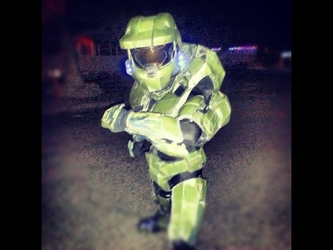 Halo Master Chief Armor/Costume