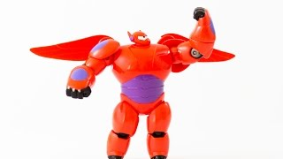Baymax Big Hero 6 Toy Opening