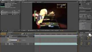 Making Rock Band Split-Screen videos in After Effects pt. 1