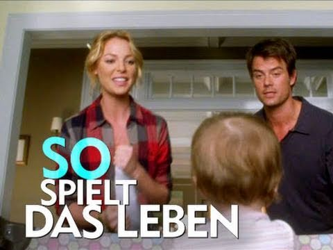 SO SPIELT DAS LEBEN (Life As We Know It ) - Mini Making-Of deutsch