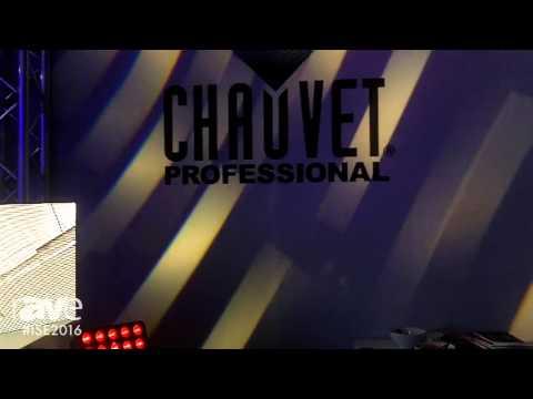 ISE 2016: CHAUVET Showcases PVP LED Video Range