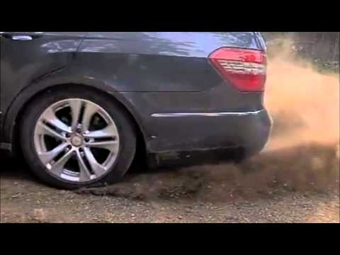 Mercedes Benz E-Klasse 2010 automatik - Extreme Car Test by IllusionDD