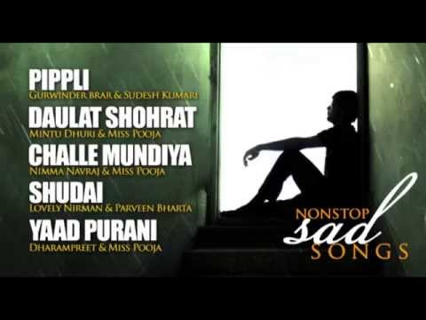 Nonstop Punjabi Sad Songs 2013 | Collection -1 video