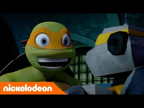 Черепашки-ниндзя | Железная Голова | Nickelodeon Россия