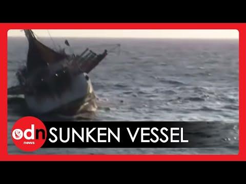 南アフリカ海軍、同国沖でイカの違法操業をしていた中国漁船3隻を拿捕