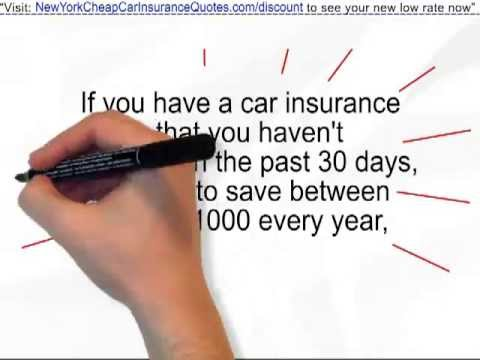 Auto Insurance Quotes New York | Cut Your Rates by up to Half*