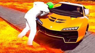 DEADLIEST RACE EVER CREATED! (GTA 5 Funny Moments)