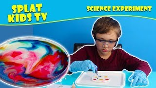 MEL Science Colorful Chemistry   Color Changing Milk