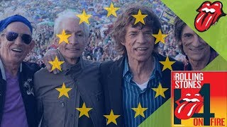 The Rolling Stones Video - The Rolling Stones - 14 ON FIRE - Europe - Thank you!