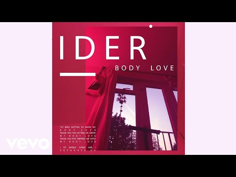 IDER - Body Love (Official Audio)