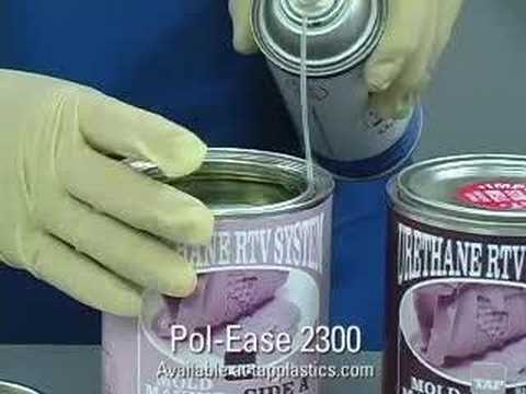 How to make a Urethane Mold