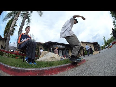 Overcast Skate Shop Andalé Lunch Box Stop