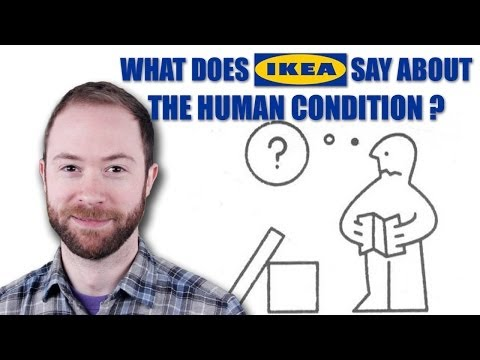 What Does IKEA Say About The Human Condition? | Ikea Channel | PBS Digital Studios