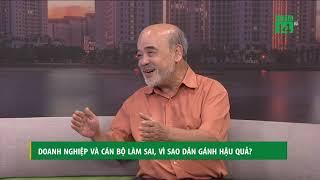 Doanh nghiệp và cán bộ làm sai, vì sao dân gánh hậu quả?| VTC14
