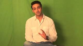 Sourabh Raaj Jain  old audition as Nikhil Mehra