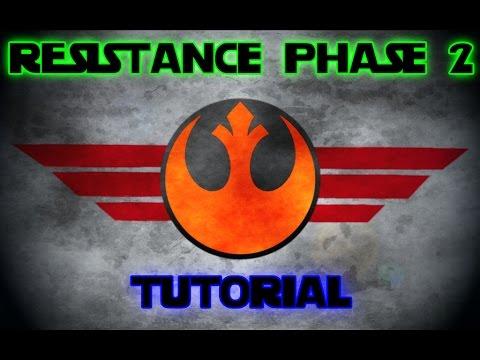 Viva la Resistance- Phase 2 Tutorial