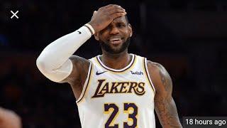 Los Angeles Lakers should shop LeBron James around