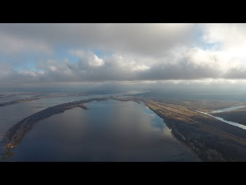 Волга. Осенняя рыбалка и отдых.