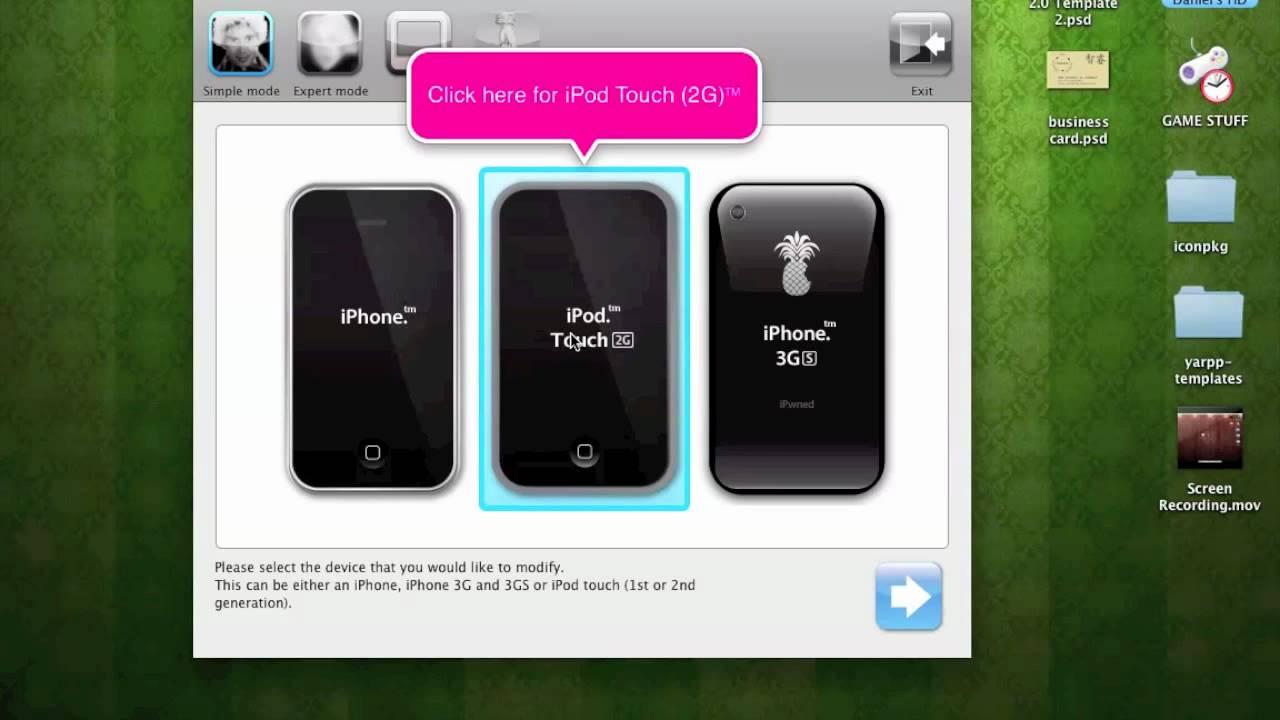 Jailbreak 2nd gen ipod touch download