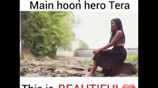 John_legend-All Of Me+Main Hoon Hero Tera| soul touching voice