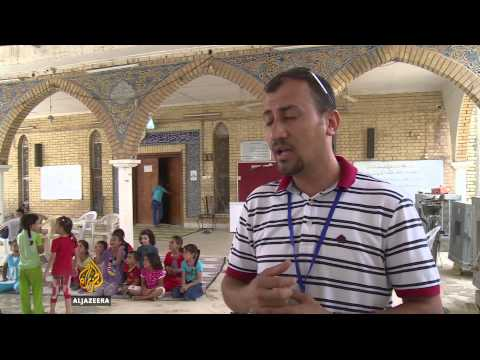UN appeals for urgent aid for refugees in Iraq