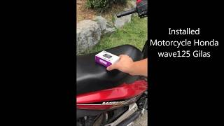 GT008 GPS Tracker Locator Device with Immobilizer system for Car and Motorcycle