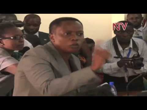 Drama ensues as Committee  debates Kampala takeover