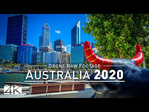 【4K】Drone RAW Footage | This is AUSTRALIA 2020 | Perth | Cape Le Grand | WA | Cinematic Aerial Film