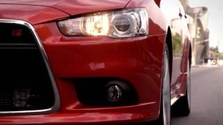 """Mitsubishi Lancer TV Commercial """"Blend"""" 2010-2009"""