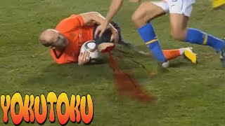 VIDEO CALCIO DIVERTENTI FUNNY FOOTBALL MESSI RONALDO NEYMAR IBRAHIMOVIC