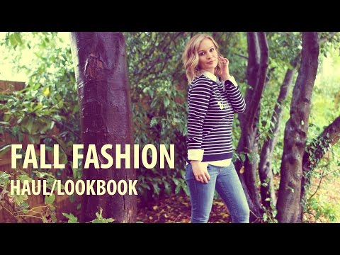 Fall Fashion Haul / Lookbook