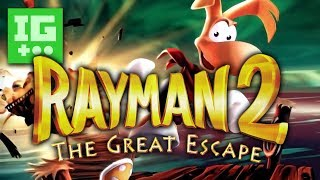 Rayman 2: The Great Escape (Dreamcast) - Still Good? - IMPLANTgames