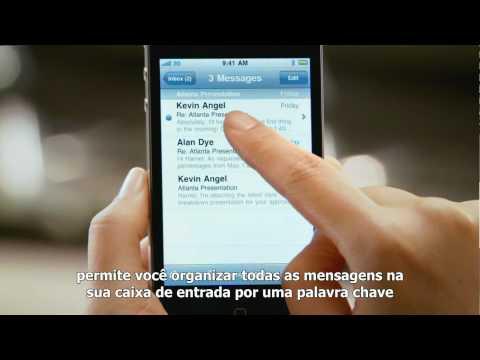 Apple iPhone 4 1080p HD - em  Portugues BR