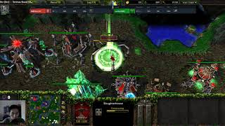 Infi (NE) vs Lucifer (UD) - WarCraft 3 - WC####