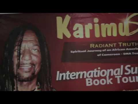 RADIANT TRUTHS: Spiritual journey of an African American Descendent of Cameroon.DNA Test