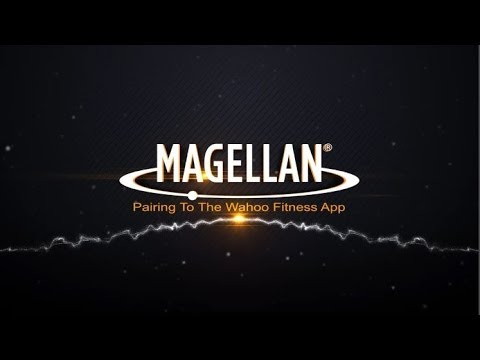 Magellan Echo - Pairing With Wahoo Fitness Application