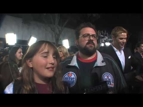 Kevin Smith at the New Moon premiere